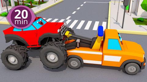 Dibujos Animados En 3d Para Disfrutar Sin Parar Con Los Carros