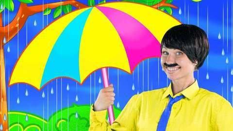 Rain Rain Go Away - The Best Kids Song And Baby Nursery Rhymes
